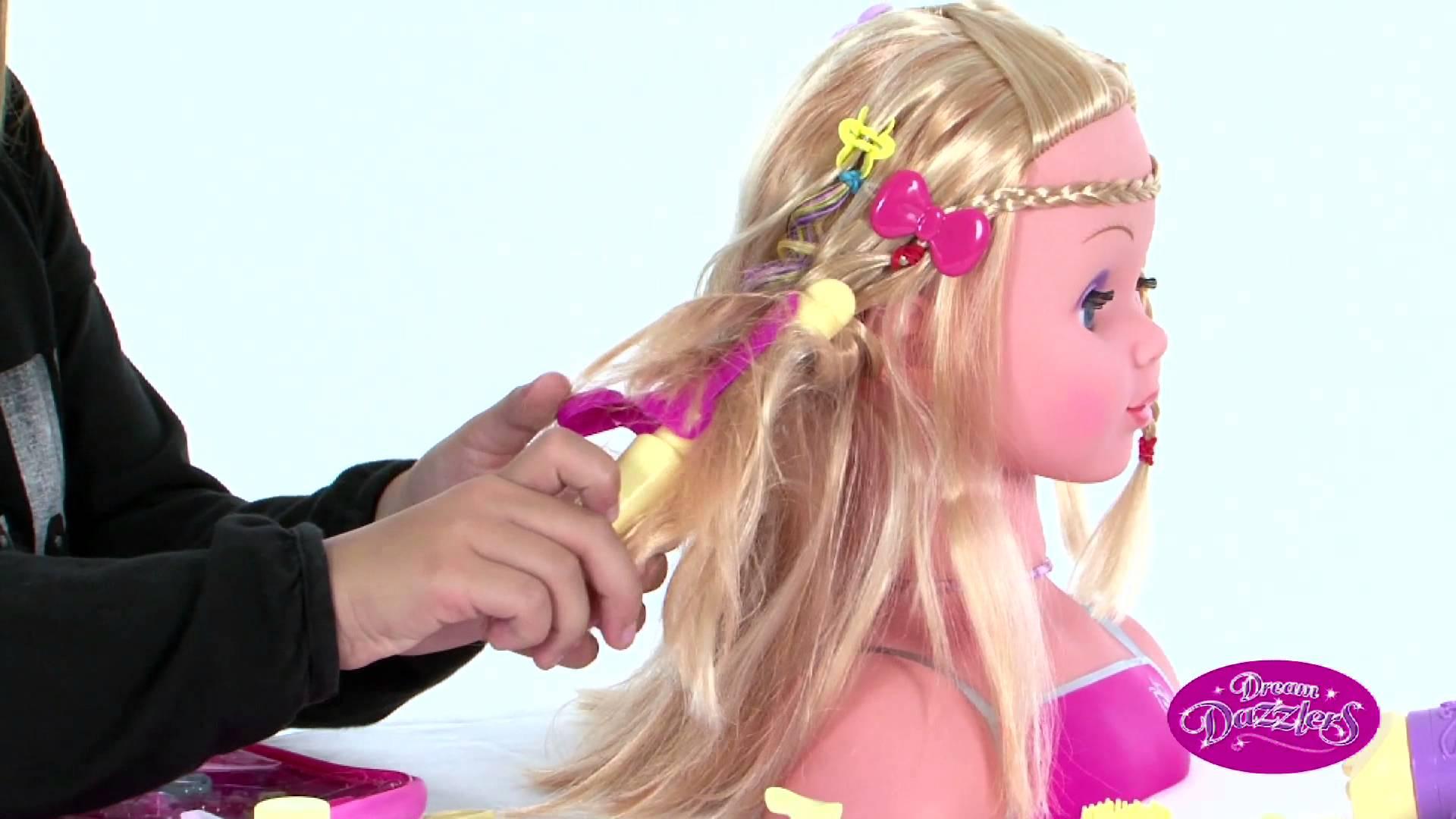 Quels sont les cinq avantages d'une tête à coiffer ?