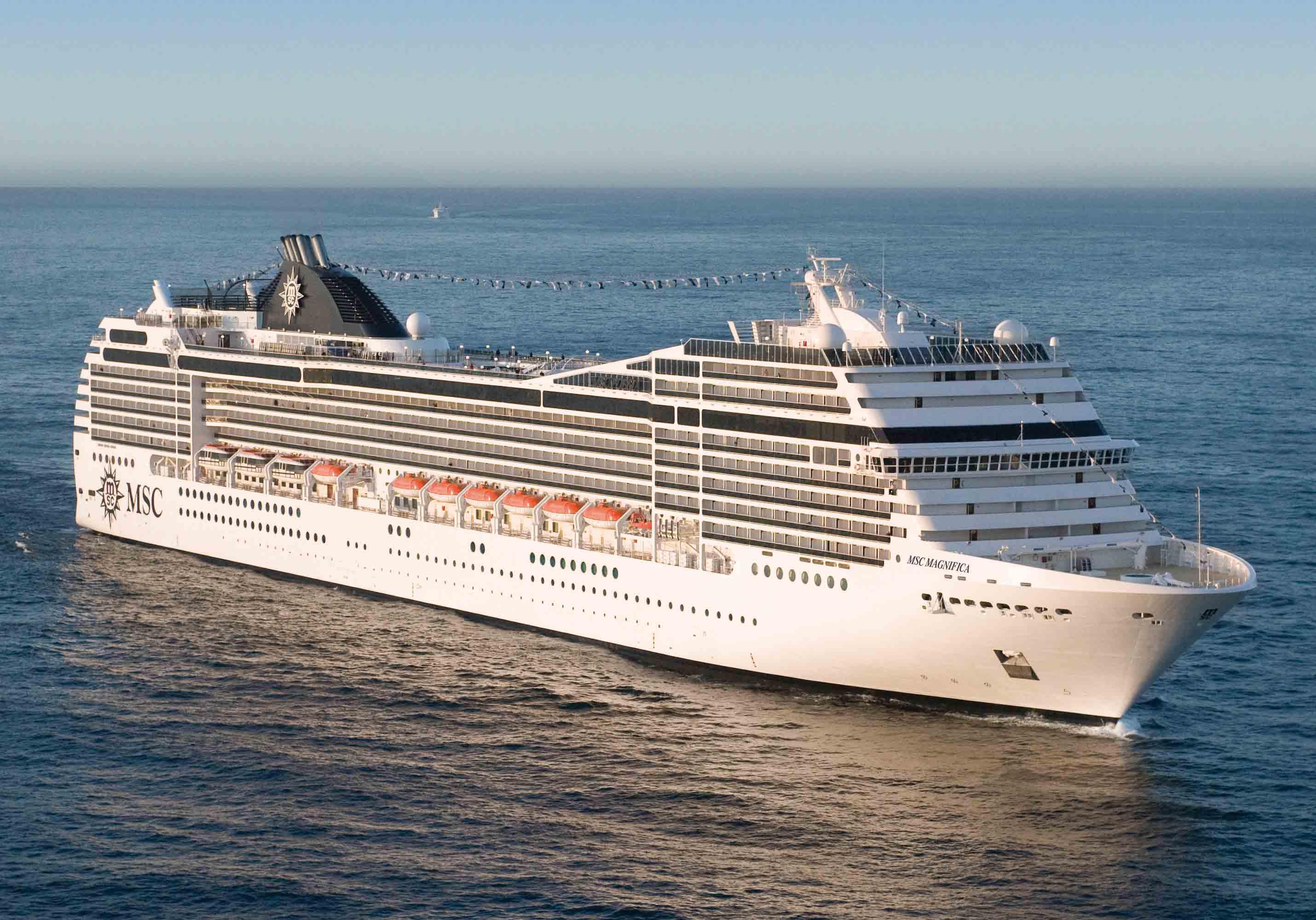 MSC croisières : Comment profiter du bateau ?